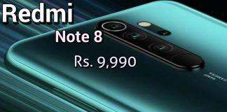 Xiaomi Redmi Note 8 Price in India Full Specifications