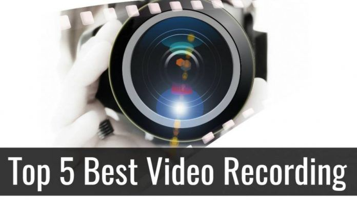 Top 5 Best Video Recording Apps for Android Device in 2020