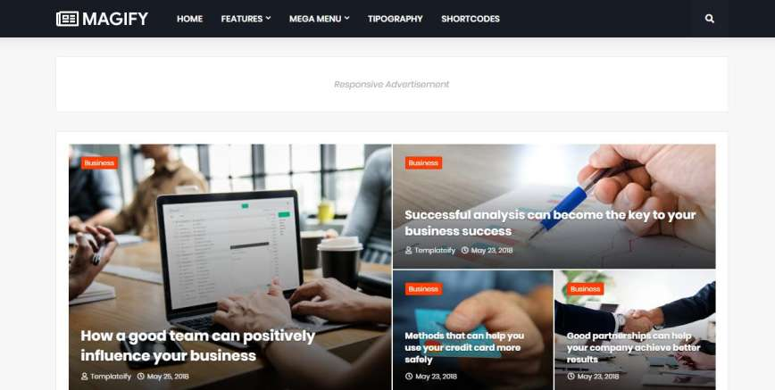 Best Free Responsive Blogger Templates Download