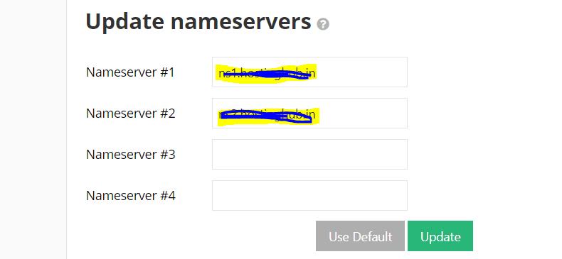 Hostinger DNS ( Domain Name Server) में कैसे बदले हिंदी में ?