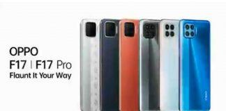 Oppo F17 Pro Price in India