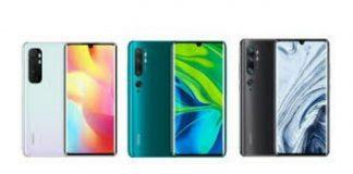 Xiaomi Mi Note 10 Pro Price in India, Specifications