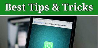 बिना डिलीट किए WhatsApp Chat को Hide करना चाहते हैं