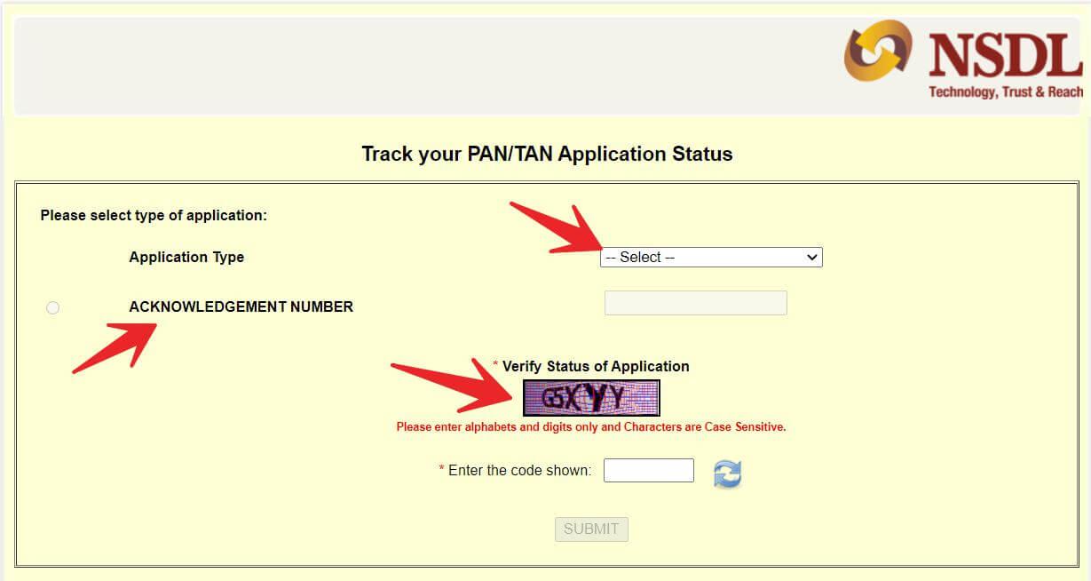 Pan Card StatusKaise Check Karen?