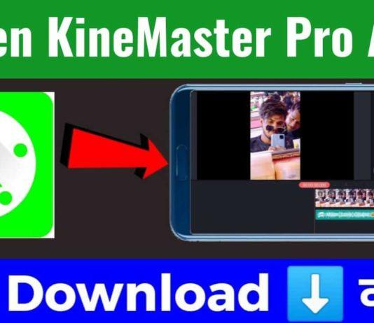 Green KineMaster Pro Download Kaise Kare