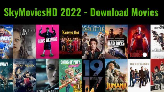 SkyMoviesHD 2022 - Download Latest Bollywood Hollywood Movies